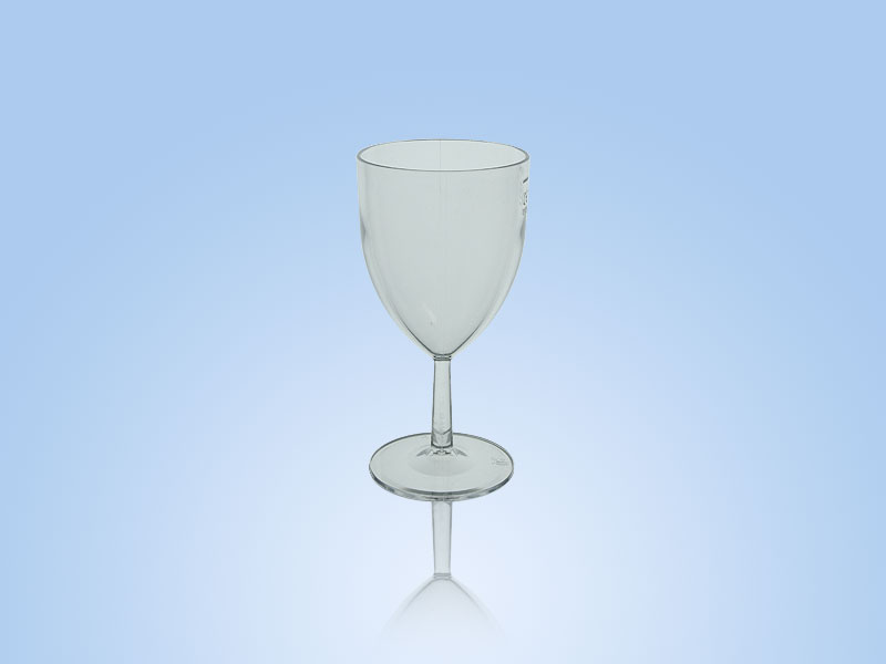 reusable cup clarity wine glass