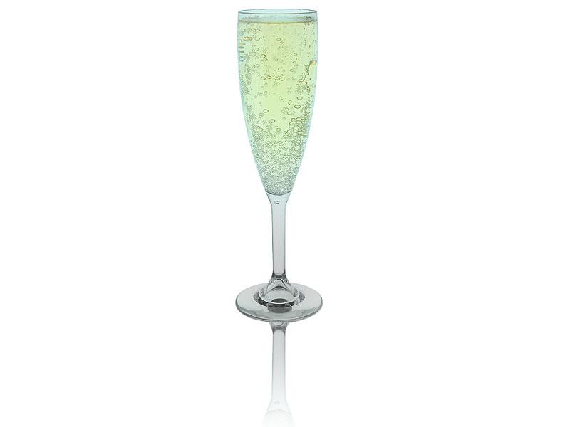 Reusable Elite Champagne Flute 1