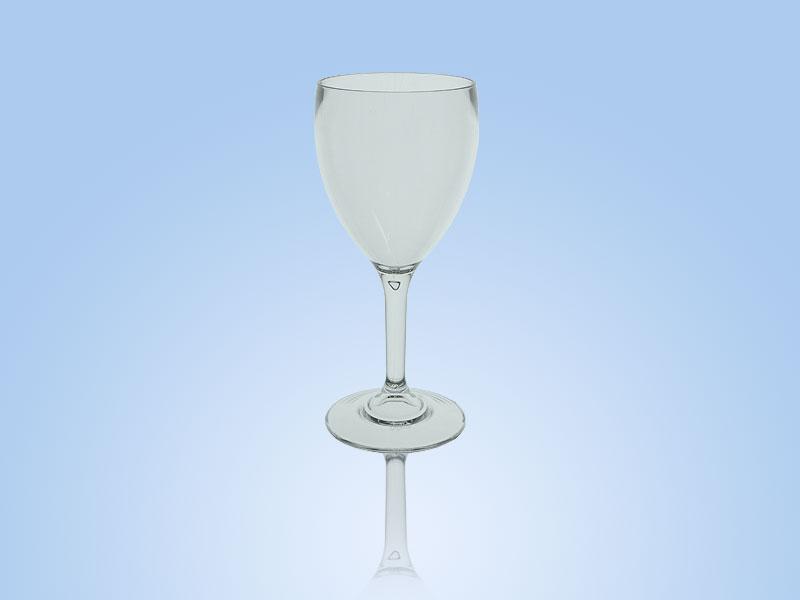 reusable plastic cup elite wine glass