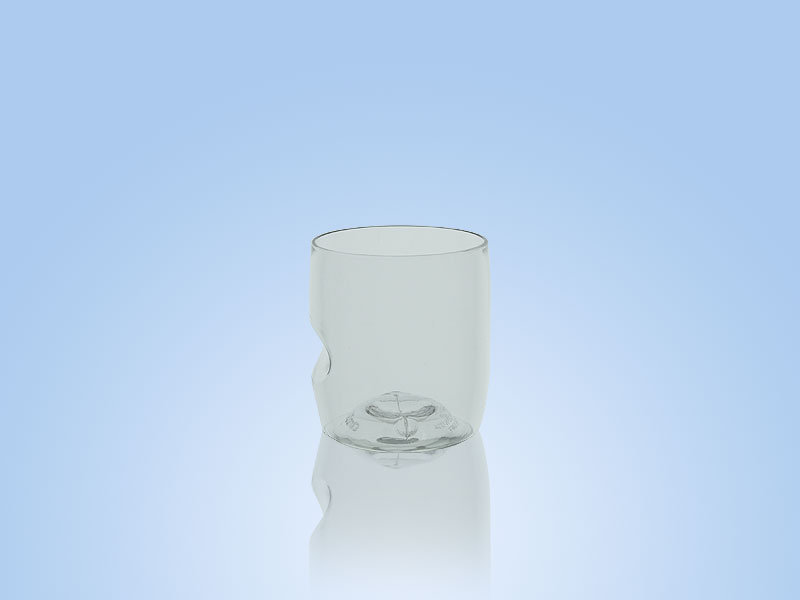 reusable Govino whisky glass