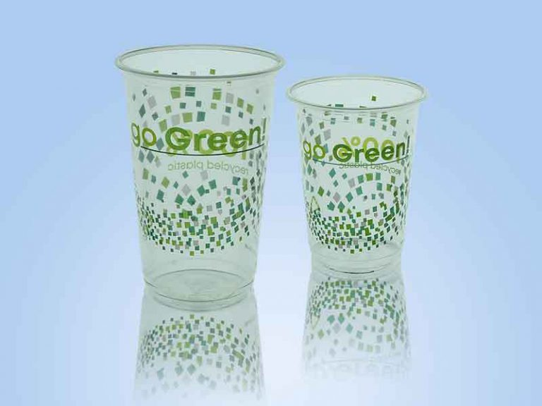 disposable go-green range