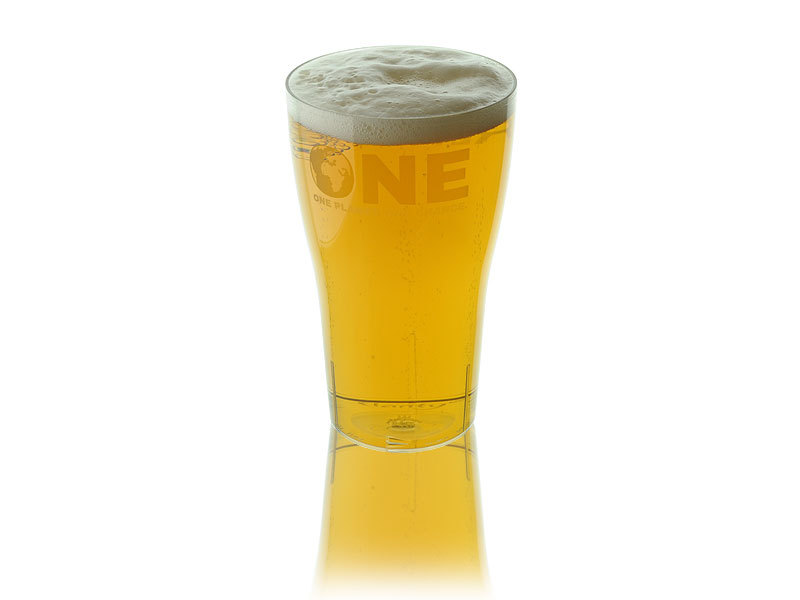 Official ONE Reusable Pint To Brim (20oz)