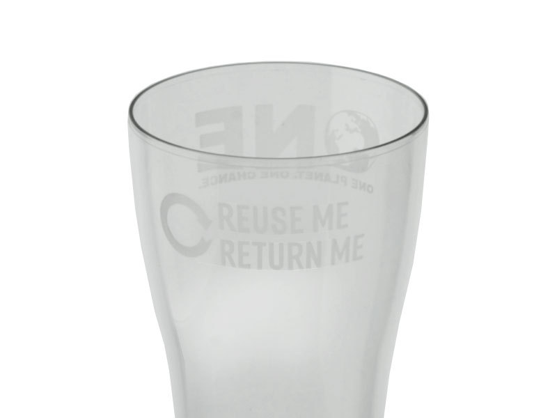 Official ONE Reusable Pint To Brim (20oz) 1