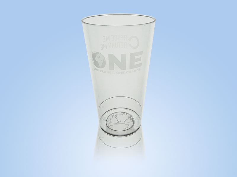 Official ONE Reusable Pint To Line (22oz) 1