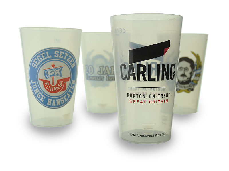 Branded Reusable Cups 1