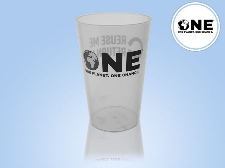 Official ONE Reusable Cup Range 3