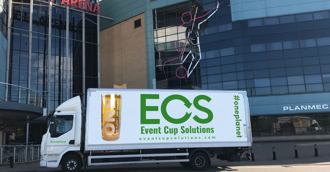 Reusable Event Cup Solution For Concerts